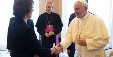 Папа – методистам: нужно открыть новую фазу диалога