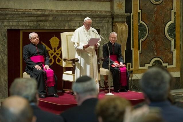 Папа – Академии общественных наук: государство не может считать себя обладателем общего блага