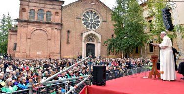 Папа в Болонье: университеты Европы должны становиться инструментом мира и надежды