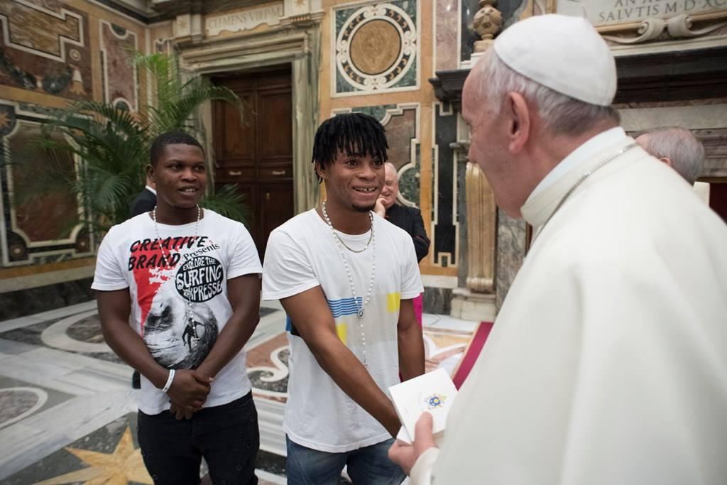 Папа: дар жизни и Творения исходят от Божьей любви. Встреча с членами Итальянского института доноров