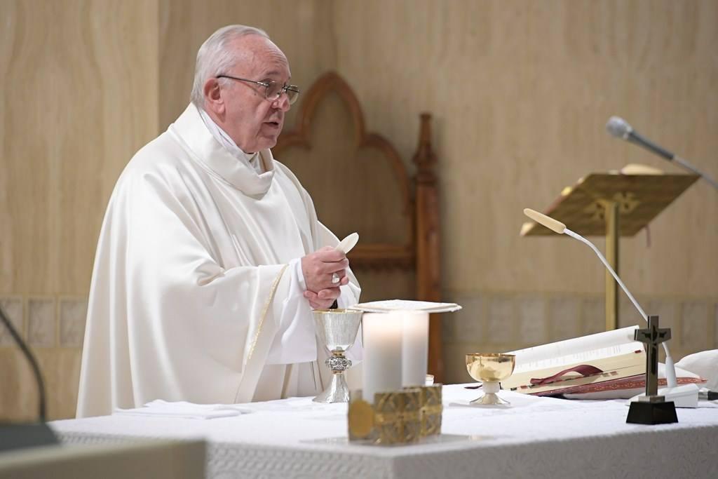 Папа: жесткое сердце не понимает и не принимает Божьего прощения и милосердия