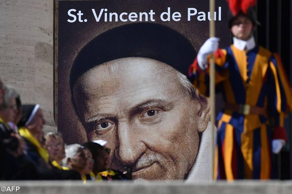 Папа — Семье Св. Викентия: заражайте мир любовью, гармонией и открытостью