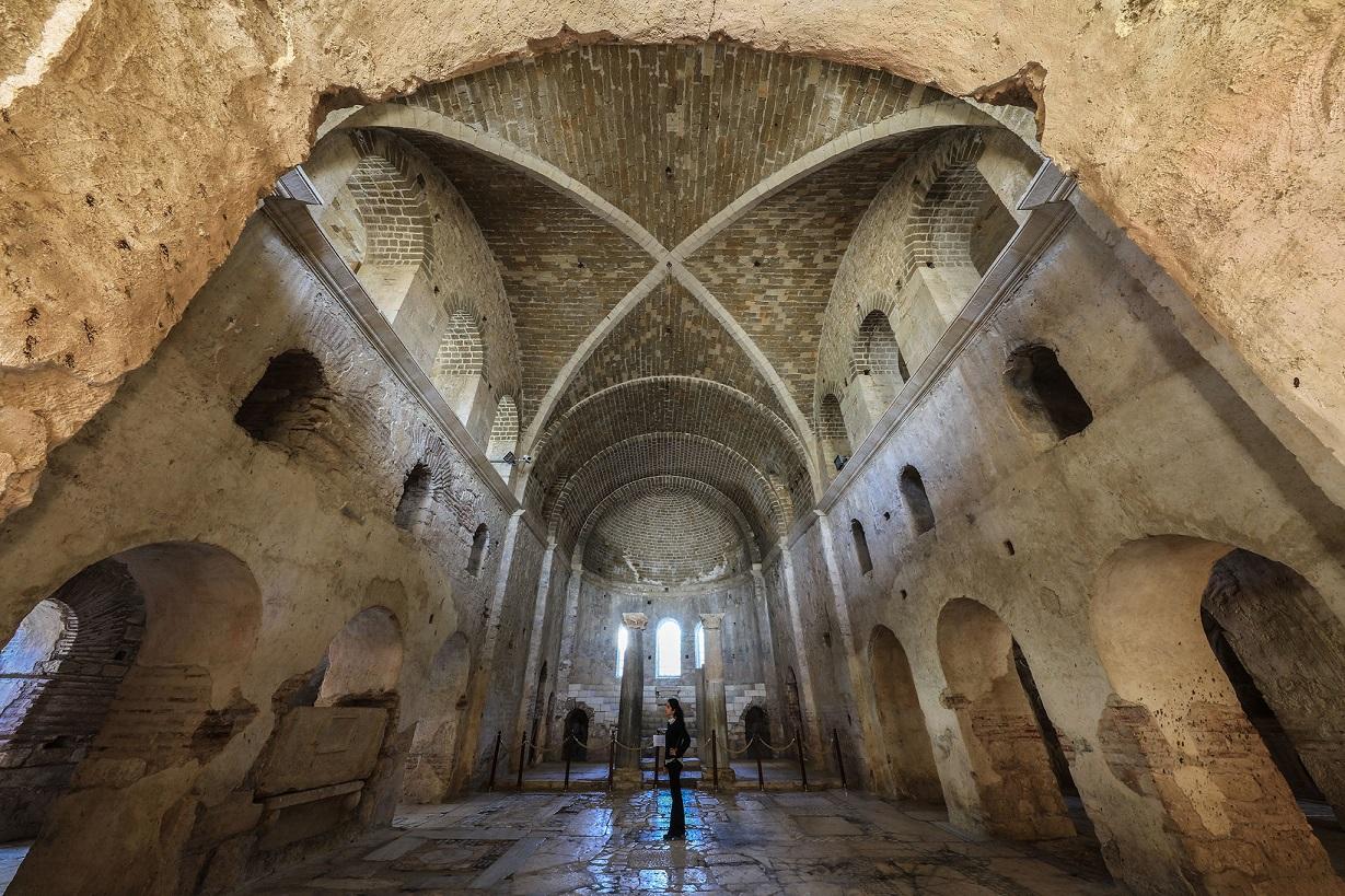 В Палестинском обществе видят политический подтекст в сообщении об открытии «новых мощей» святого Николая в Турции
