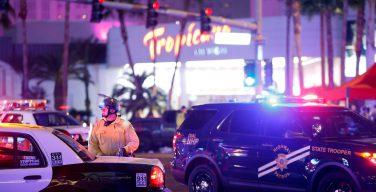 Папа молится о жертвах стрельбы в Лас-Вегасе