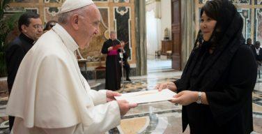 В Казахстане отмечается 25-летний юбилей дипломатических отношений с Ватиканом
