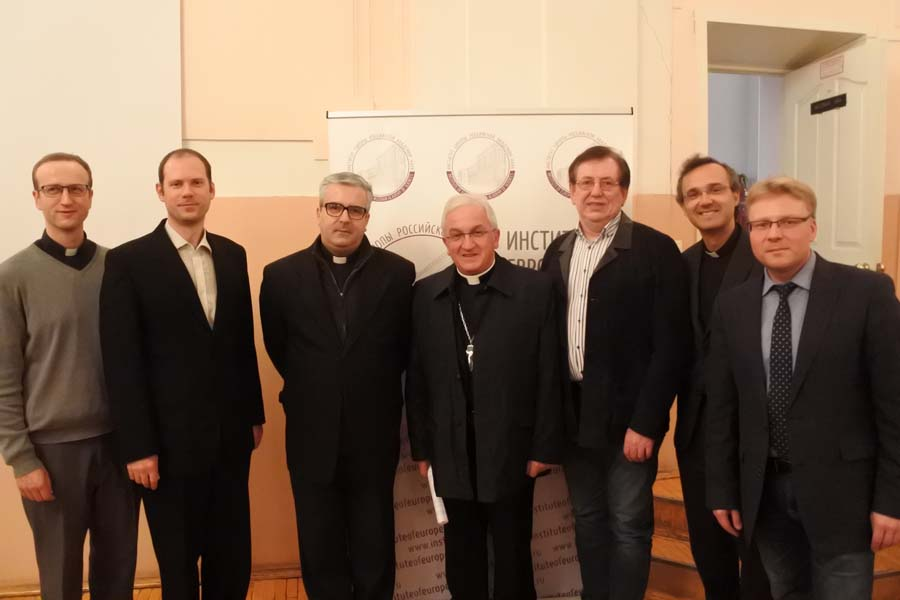 Международный семинар «Защита религиозных ценностей в мире: необходимость и возможности» состоялся в Москве