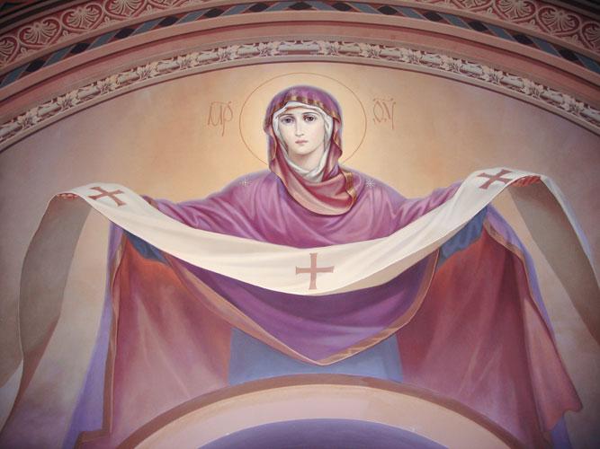 Покров Богоматери: от чего защищает Она мир?