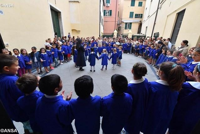 Италия: католическая школа как реализация принципа свободы