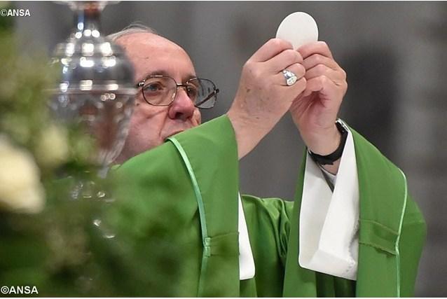 Папа Франциск: войти в тайну Иисуса