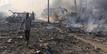 Папа осудил теракт в Сомали и помолился о мире в стране