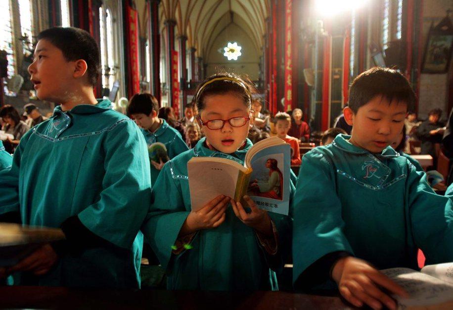 Число католиков в мире достигло 1,3 млрд человек