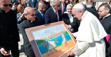 Папа: Бог да защитит мир от любого терроризма