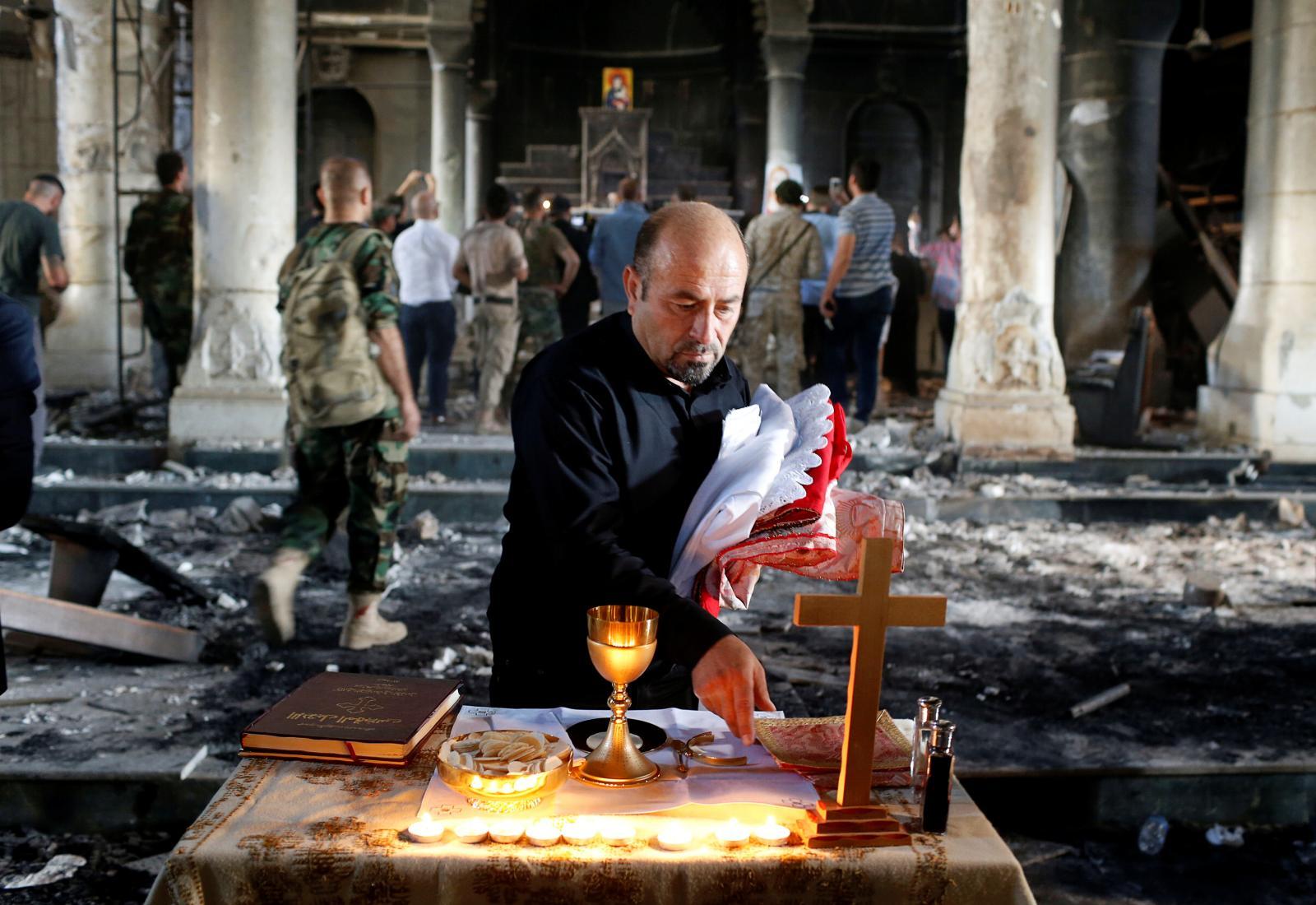 Доклад «Kirche in Not»: гонения на христиан достигли беспрецедентного уровня