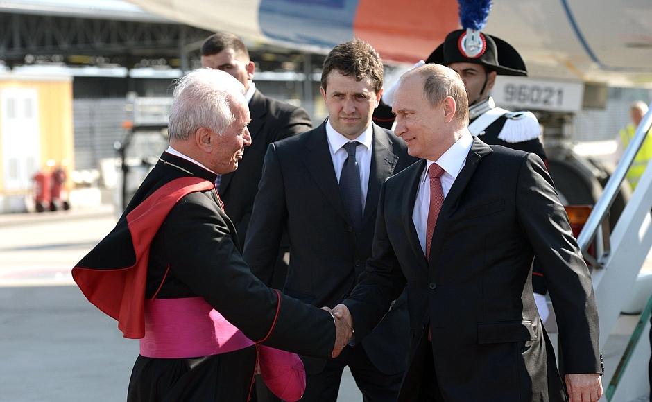 В Риме обсудят взаимоотношения Ватикана с Россией в конце ХХ – начале XXI веков