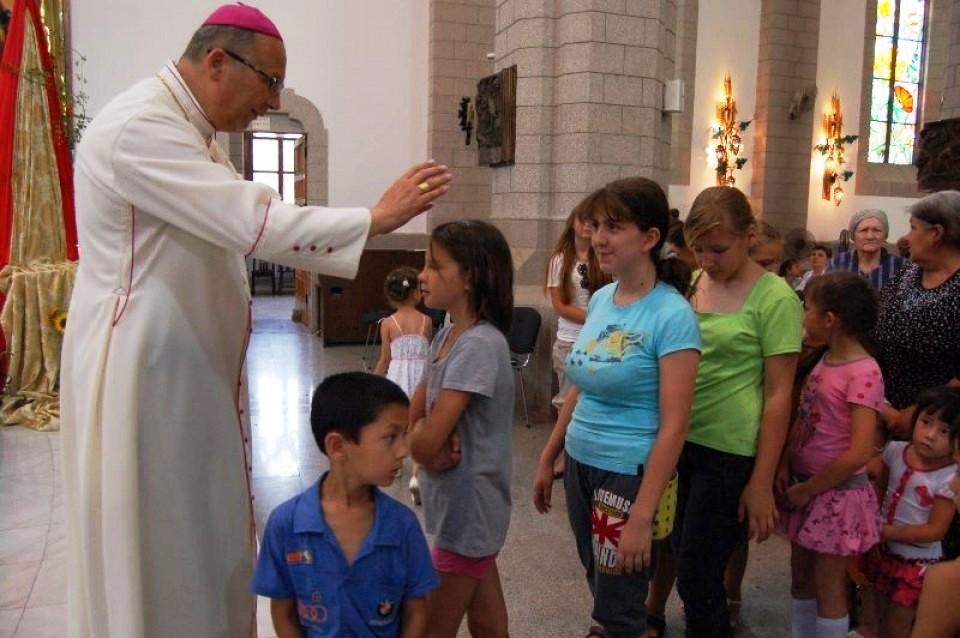 Узбекистан: «большая семья» в маленькой Церкви под опекой Иоанна Павла II
