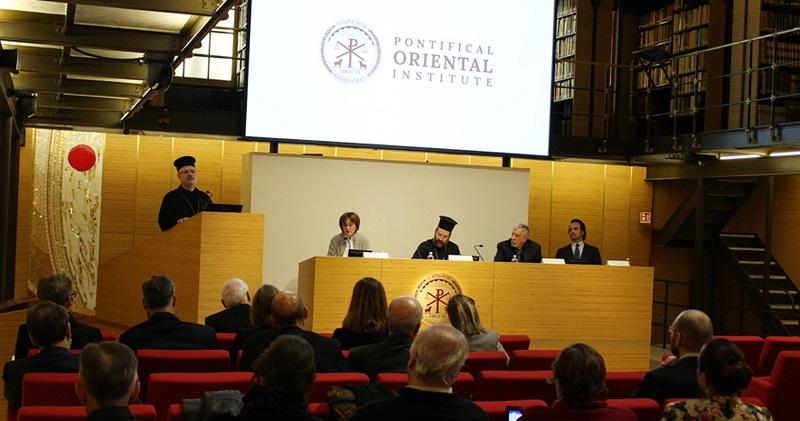 В Ватикане прошла конференция, посвящённая 100-летию восстановления автокефалии Грузинской Православной Церкви