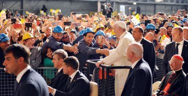 Папа: труд — не товар, он должен служить человеку