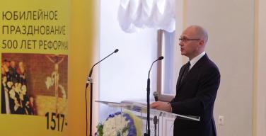 В Кремле заявили о крайней востребованности в России протестантской этики