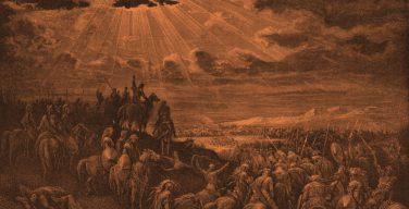 Астрономы установили дату, когда Иисус Навин остановил Солнце