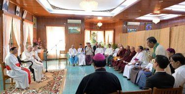 Мир строится в созвучии различий. Встреча Папы с религиозными лидерами Мьянмы (+ ФОТО)