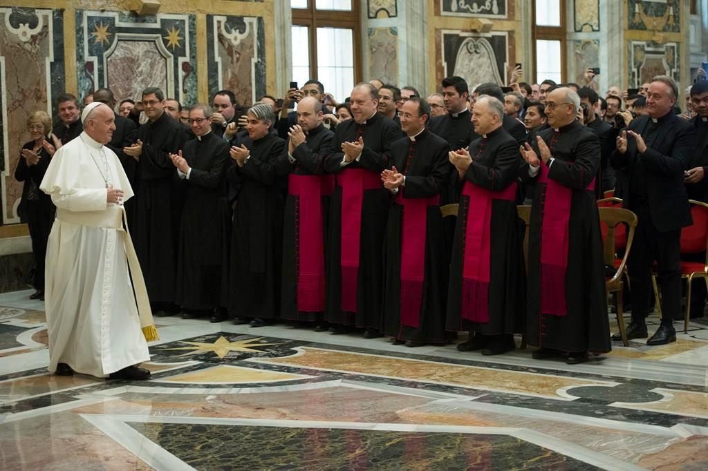Папа сделал несколько уточнений по поводу ускоренного процесса по признанию брака недействительным