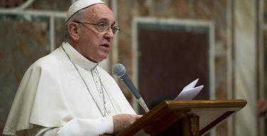 Папа: «Не всё, что технически возможно, этически приемлемо»