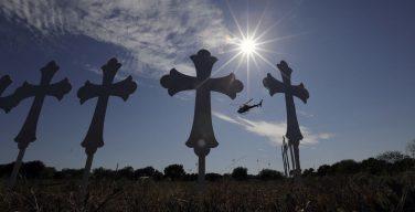 Трагедия в баптистской церкви в Техасе: соболезнования Св. Отца
