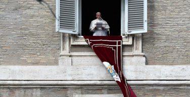 Слово Папы Франциска перед чтением молитвы «Ангел Господень» в 32-е Рядовое воскресенье. 12 ноября, площадь Св. Петра