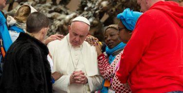Послание Святейшего Отца Папы Римского Франциска на Первый Всемирный день бедных (XXХIII-е рядовое воскресенье, 19 ноября 2017 г.)