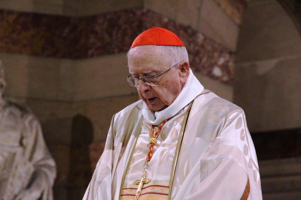 Папа выразил соболезнование в связи с кончиной кардинала Бернара Панафьё