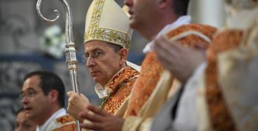 Французские католики скоро будут использовать пересмотренный вариант Молитвы Господней