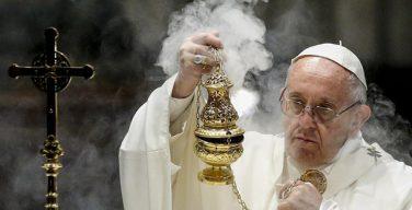 Папа Франциск призвал бодрствовать, чтобы не впасть в искушения