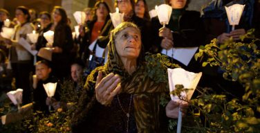 Папа призвал верующих не забывать о христианском свидетельстве в сложных ситуациях
