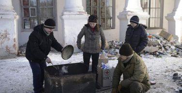 Фонд, образованный по инициативе Папы Римского, оказывает помощь 500 тысячам беженцев на Украине