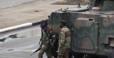 Католический священник спешит на помощь президенту Мугабе, оказавшемуся на грани свержения