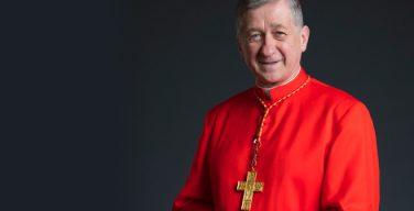 В Новосибирск с визитом прибыл кардинал Блейз Супич