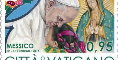 Ватикан выпустил марки, посвященные визитам Папы Римского в 2016 году