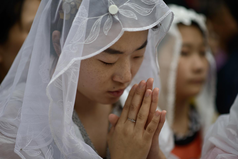 Молитвенные прошения Папы Франциска на ноябрь: помолимся о христианах в Азии