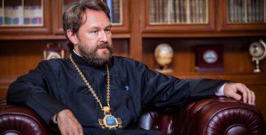 Россия без революции могла бы достичь большего, считает митрополит Иларион