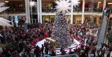 В США составили список торговых сетей, дружественно или враждебно настроенных по отношению к Рождеству