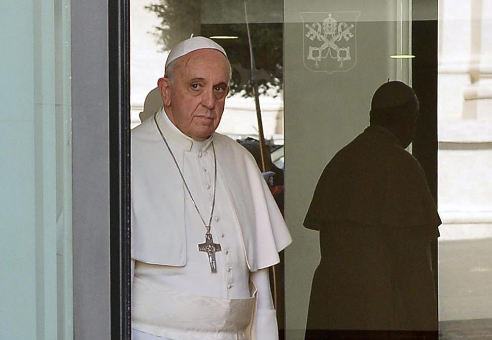 Папа Римский посетит в сентябре 2018 года Эстонию, Латвию и Литву