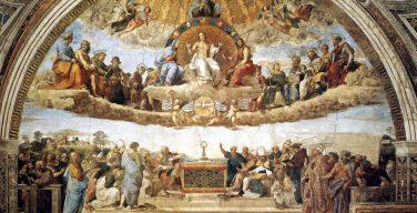 Две картины Рафаэля были обнаружены в Ватикане спустя 500 лет