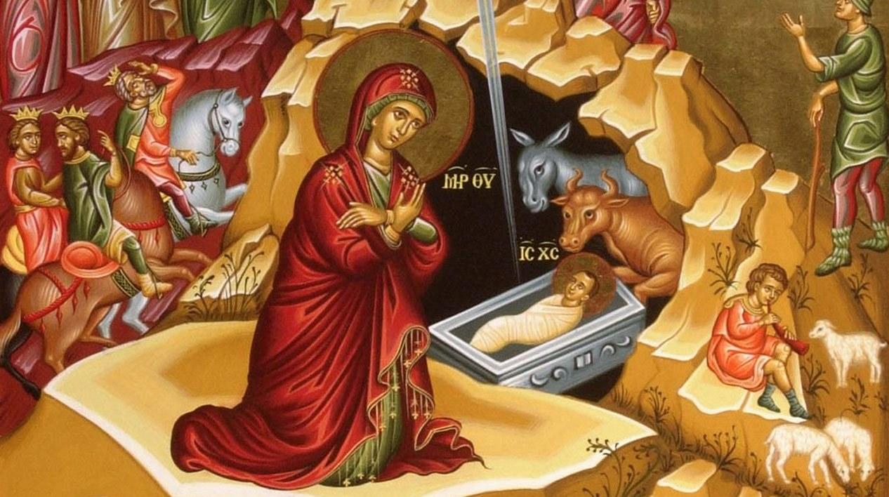 Рождество в литургической поэзии Романа Сладкопевца