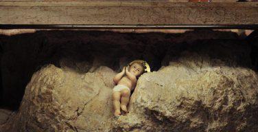 Францисканский Вифлеем в Греччо (ФОТО)