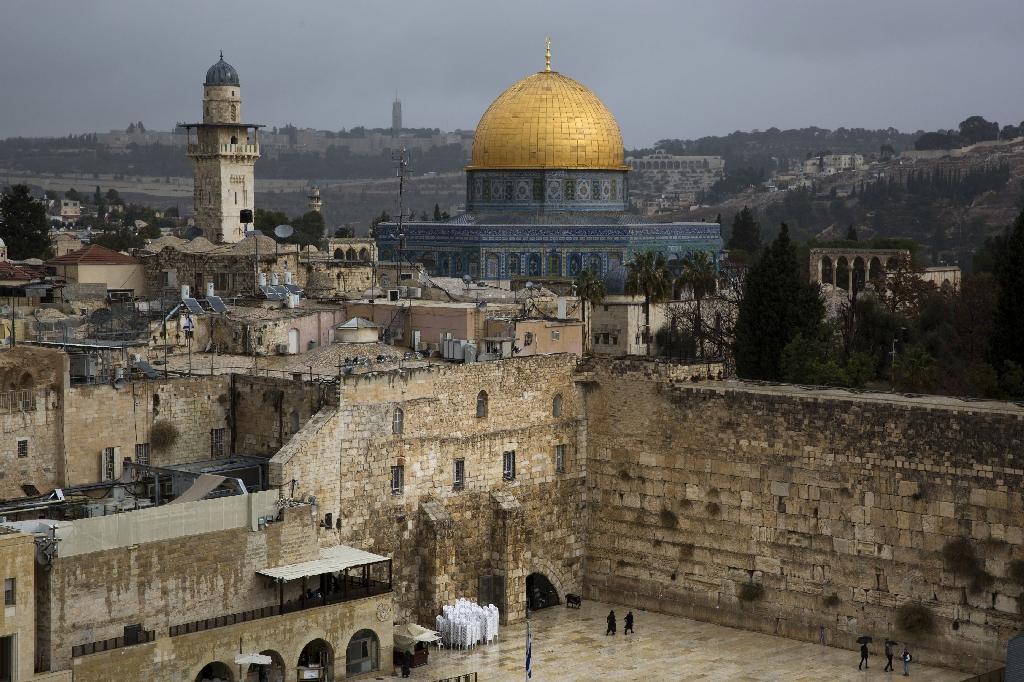 Папа Римский призвал сохранить нынешний статус Иерусалима (ВИДЕО)