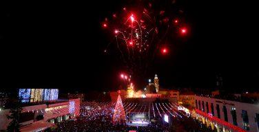 В Вифлееме потушили рождественские огни из-за решения США по Иерусалиму