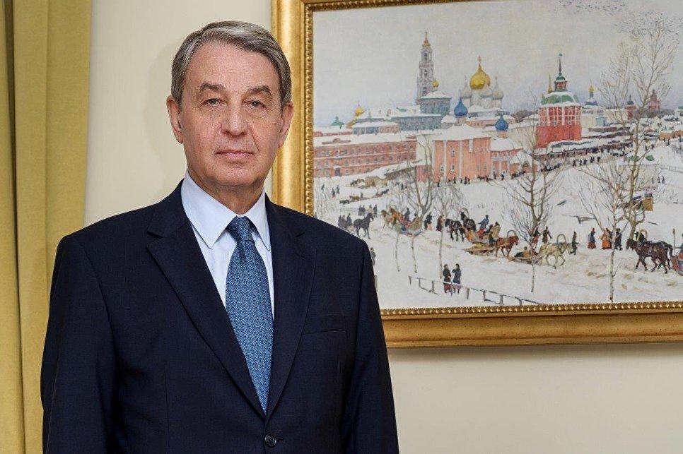 Посол России в Ватикане отметил возросшее доверие между двумя странами
