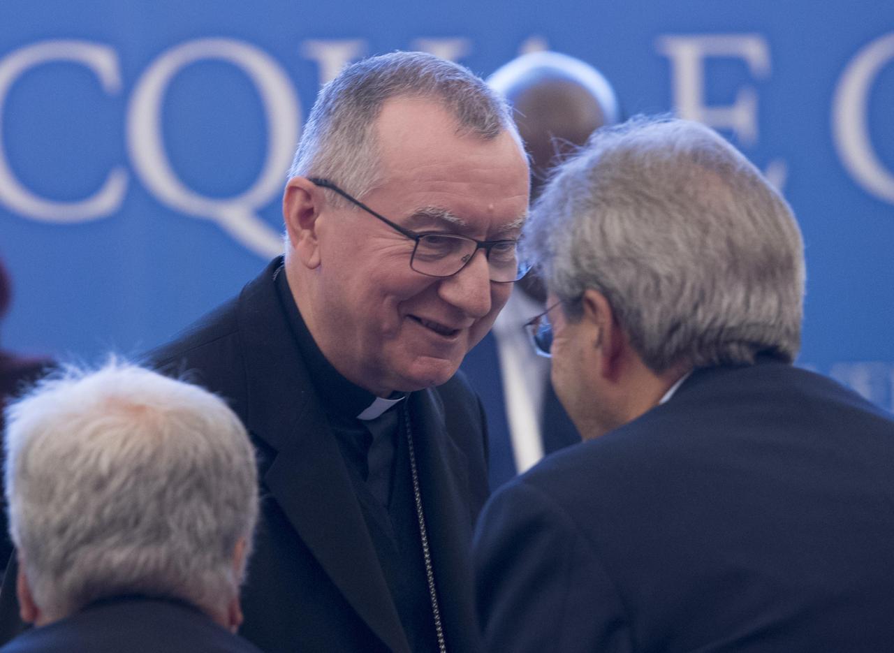 Кардинал Паролин высказался о недавно принятом в Италии законе о «биологическом завещании»