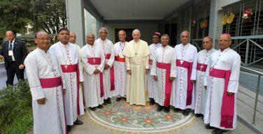 Папа – епископам Бангладеш: будьте внимательны к духовным нуждам катехизаторов