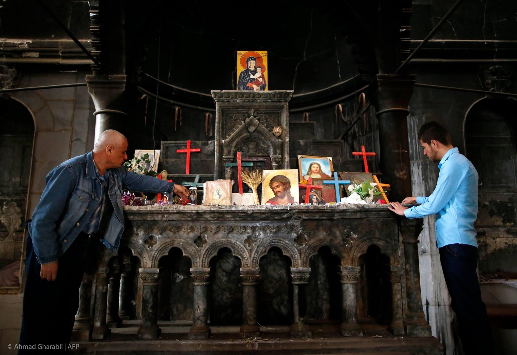 Католическая Церковь призвала верующих принять участие в оказании гуманитарной помощи населению Сирии